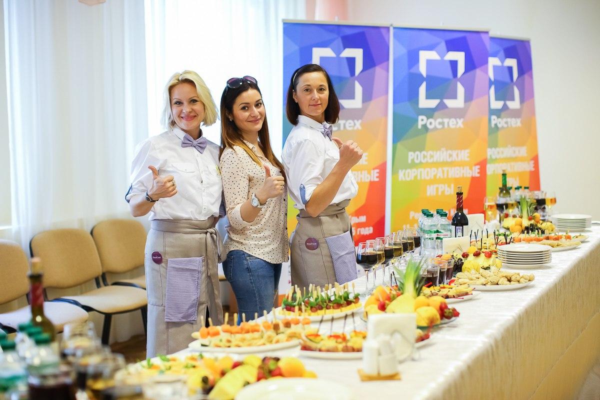 Выездное обслуживание банкетов в Крыму